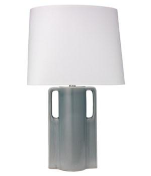Woodstock Table Lamp, Mist