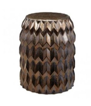 Chevron Bullet Stool