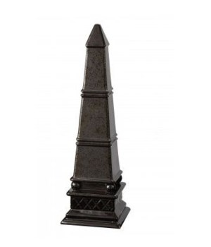 Black Acid Stacked Obelisk