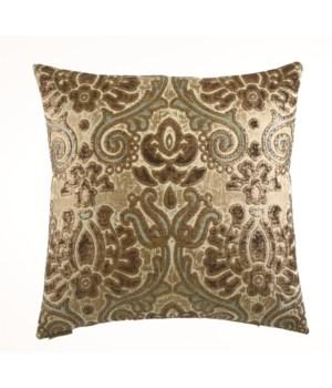 Kristin Square Gold Pillow