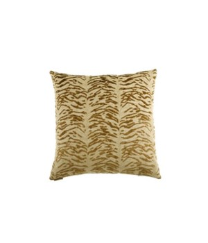Sabu Square Gold Pillow