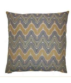 Impressive Square Grey Pillow