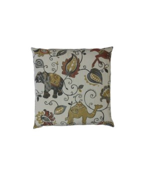 Animaux Square Pillow