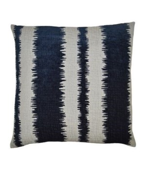 Kamitra Square Indigo Pillow