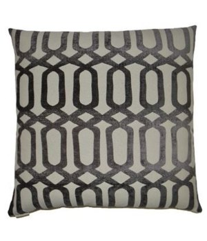 Nakita Lumbar Grey Pillow