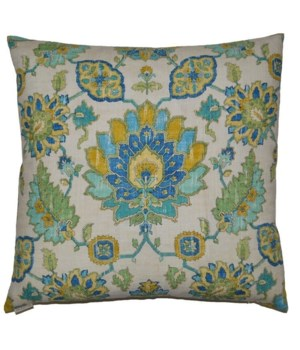 Andromeda Square Caribe Pillow