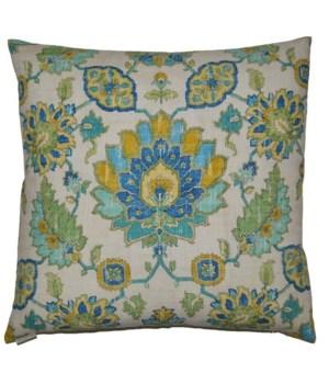 Andromeda Square Caribe Pillow