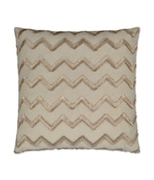 Symmetry Square Linen Pillow