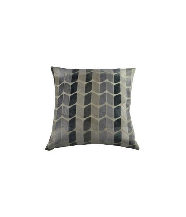 Copenhagen Square Zinc Pillow