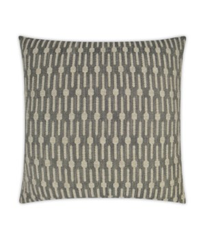 Hoonah Square Obsidian Pillow