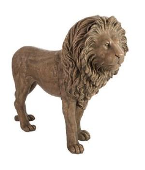 Lion, Bronze