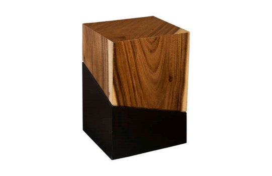 Geometry Side Table