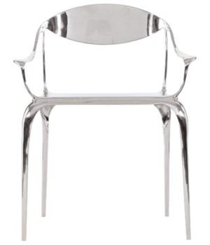 Vaughan Metal Arm Chair