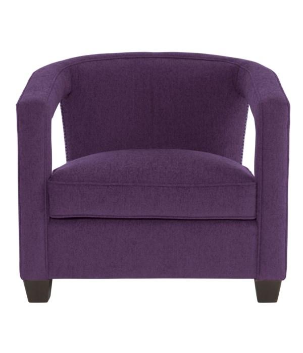 Alana Chair, Fabric 1089-014 GR K, 751 Mocha