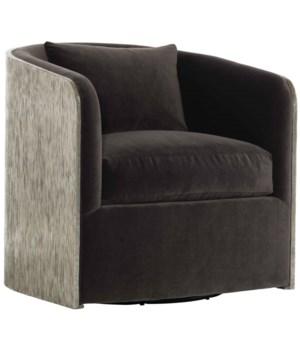 Eliot Swivel Chair, 1352-010 GR K