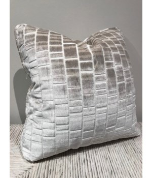 20 x 20 Pillow, Fabric 7074-012 GR R