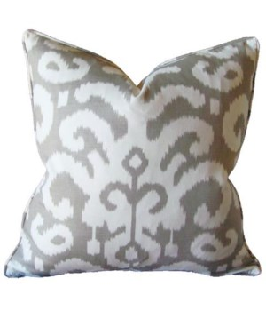 "Mystic Light Stone 22"" Square Pillow"