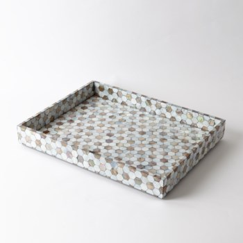 Mother of Pearl Tray, Small