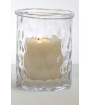 Honeycomb Hurricane Vase, Small