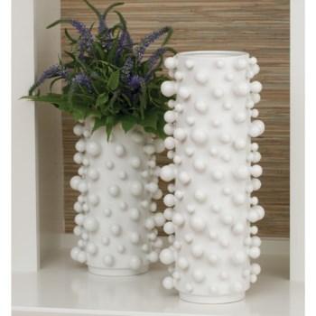 Molecular Vase Matte White, Large