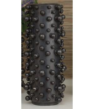 Molecule Vase, Graphite, Large