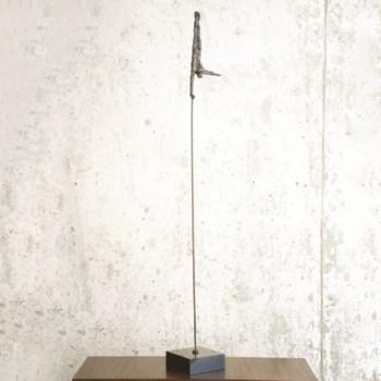 Acrobat on One Arm Sculpture