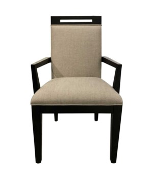 Mercer Arm Dining Chairs Fabric1058-200
