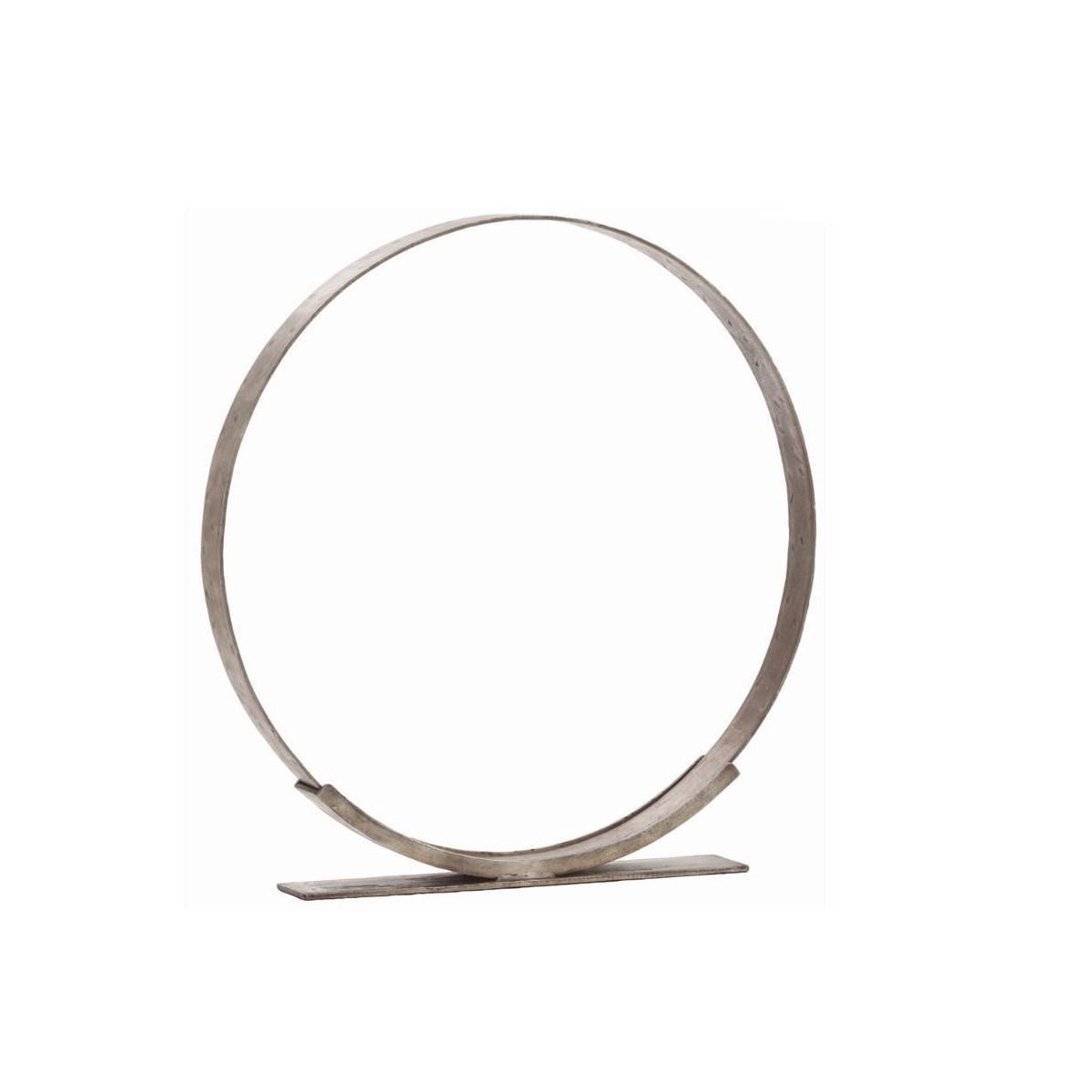 Kobe Small Iron Ring Sculpture