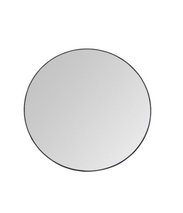 Argie Round Mirror, Medium