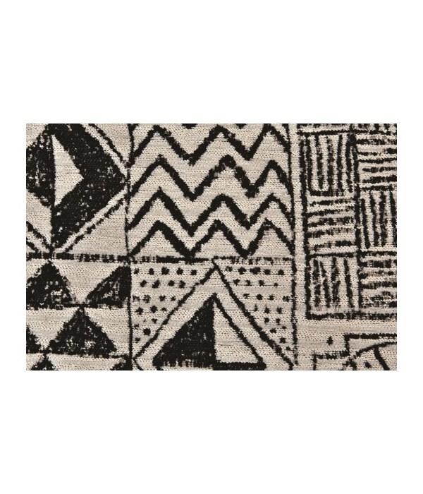 22x 22 Pillow, Makossa, GR B