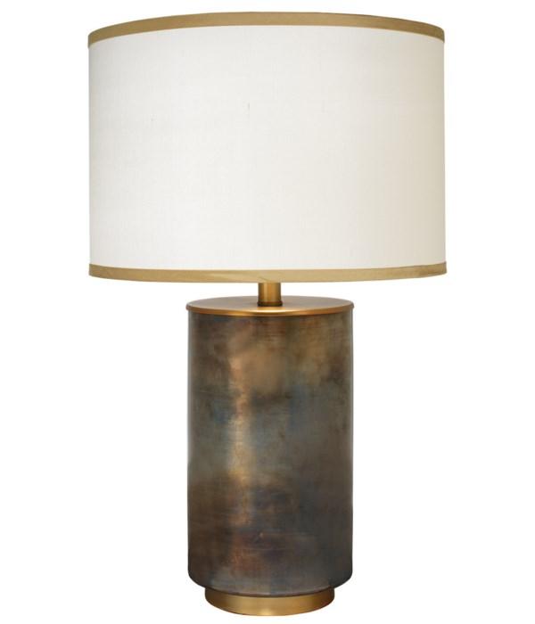 Medium Vapor Table Lamp in Midnight Ombre