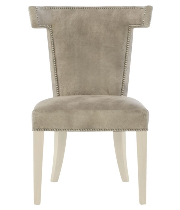 Remy Leather Dining Side Chair, L503-004