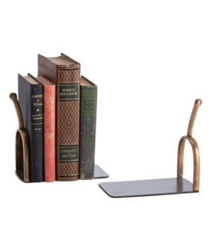 Spurs Bookends, Pair
