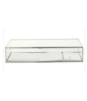 Jedd Large Glass Document Box