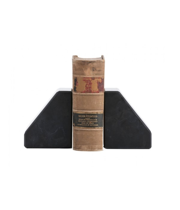 Stevie Bookends, Set of 2