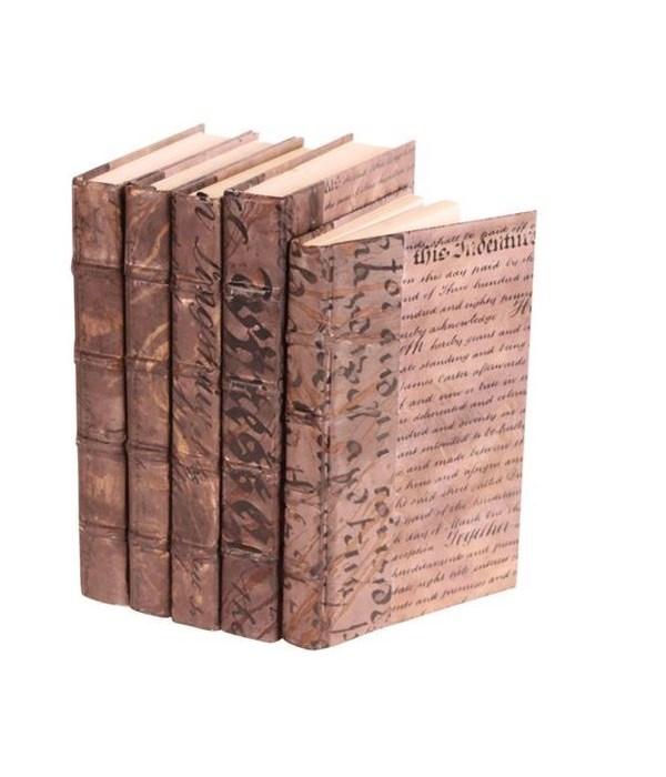 The Metallic Document Collection-Bronze
