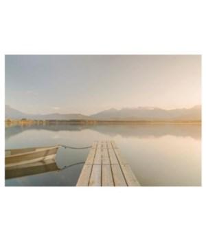 60x40 Serene Morning, Frame 36P1708