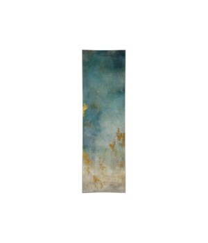24x80 Golden Coast II, Hand Embellishment, Frame 36P1708