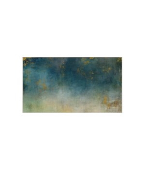 72x40 Summer Night Sky, Hand Embellishment Gold, Frame 36P1728