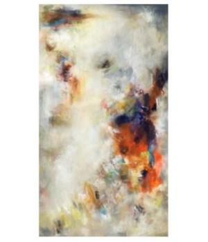 65 x 36 Passionate Love, Hand Embellishment, Frame 36P1705