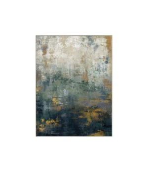54x72 Nepenthe, Hand Embellishment, Frame 36P1728