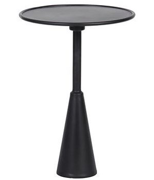 Hiro Side Table, Metal