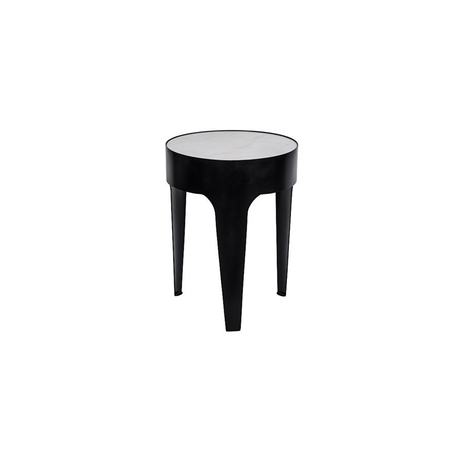 Cylinder Side Table, Small