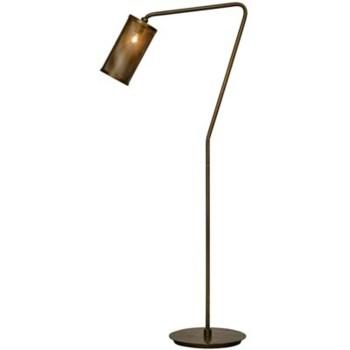 Pisa Floor Lamp, Antique Brass Finish