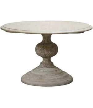 Adaliz Table, Grey Wash