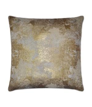 Artemis Square Gold Pillow