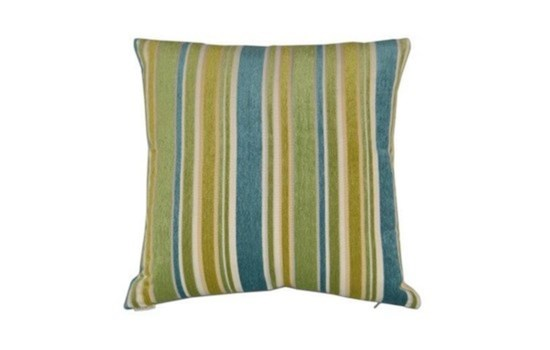 Oliver Square Green Pillow