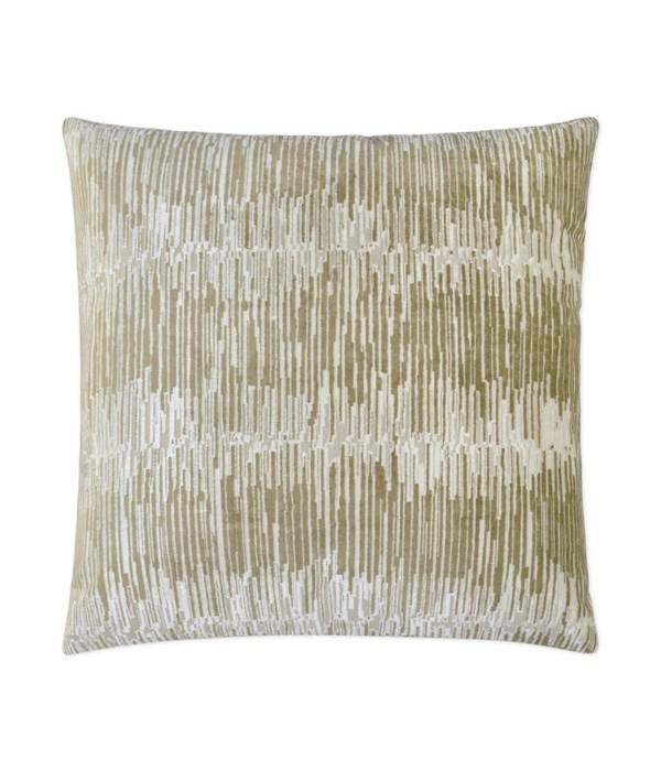 Techno Square Gilt Pillow