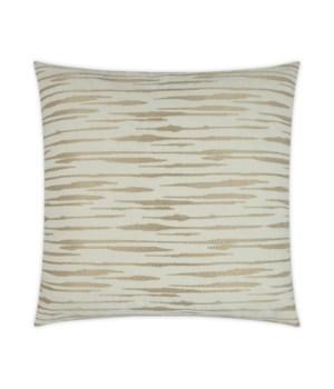 Davos Square Cream Pillow
