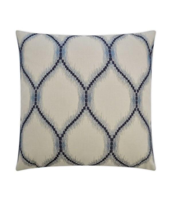 Brookham Square Ocean Pillow